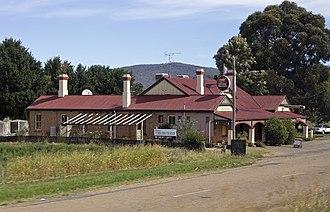 Tumblong, New South Wales - Tumblong Tavern