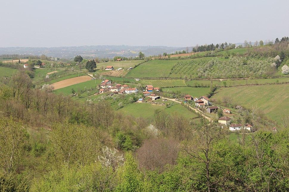 Tupanci - opština Valjevo - zapadna Srbija - panorama 19