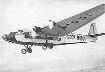 Tupolev ANT-14.JPG