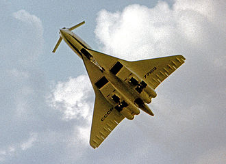 1973 Paris Air Show Tu-144 crash - The Tu-144S CCCP-77102 displaying at the 1973 Paris Air Show on the day before it crashed.