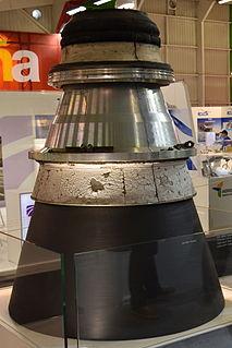 Zefiro (rocket stage) rocket engine