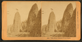 Twin Rocks. Columbia River, Oregon, from Robert N. Dennis collection of stereoscopic views.png