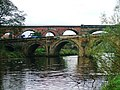 Two Bridges and the River Tees - geograph.org.uk - 276336.jpg