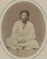 Types of Nationalities in the Turkestan Krai. Jews. Pinkhas (Mulla Niyaz) WDL11029.png