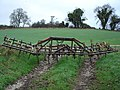 Typical farm gate - geograph.org.uk - 310451.jpg