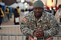 U.S. Army Spc. Carlous Collins, assigned to the Delaware Army National Guard, assists with traffic control in Washington, D.C., during the 57th presidential inauguration 130121-Z-JM126-004.jpg