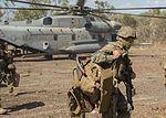 U.S. Marines make sure movement is smooth in the Australian skies 150522-M-HL954-423.jpg