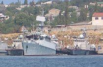 U154Kakhovka&U209Ternopil&U153Pryluky-2007-Sevastopol.jpg