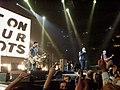 U2 performing @ ECHO 2009 in Berlin (3298023713).jpg