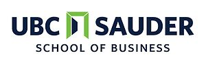 UBC Sauder School of Business - UBC Sauder Logo 2016