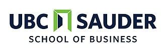 UBC Sauder School of Business - UBC Sauder Logo 2016