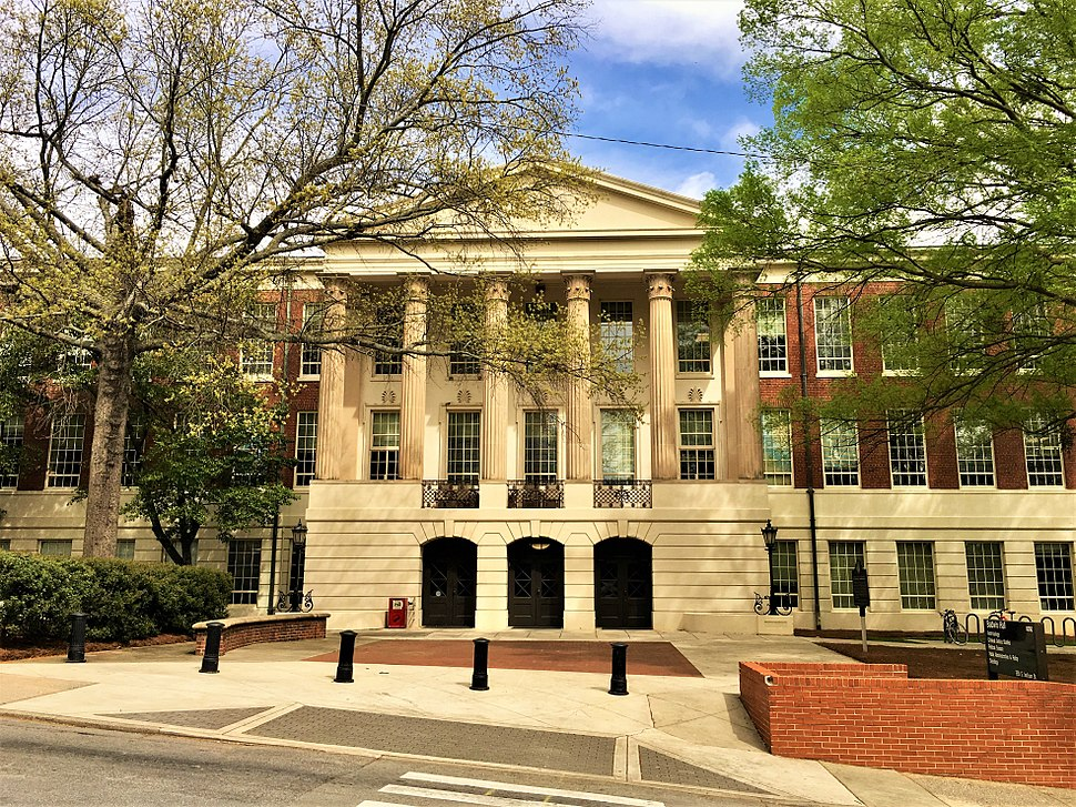 UGA Baldwin Hall