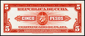 US-BEP-República de Cuba (color certified proof) five silver pesos, 1930s (CUB-70-reverse).jpg