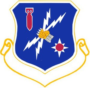 Topsham Air Force Station - Emblem of the 36th Air Division