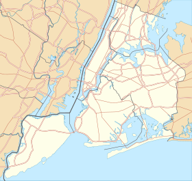(Voir situation sur carte : New York)