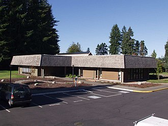 United States Forest Service - The U.S. Forest Service R&D lab in Olympia, Washington