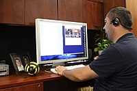 Telecommuting - Wikipedia