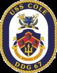 USS Cole DDG-67 Crest.png