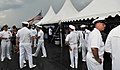 USS Whidbey Island sailors attend memorial service in Cannes 110704-N-AG285-005.jpg