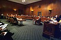 US Navy 030225-N-2383B-616 Senate Armed Service Committee 2004 DOD budget hearing.jpg