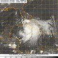 US Navy 050708-N-0000X-001 Satellite image taken from the GOES-12 satellite of Hurricane Dennis.jpg