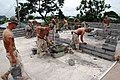 US Navy 090123-N-1540F-010 Seabees continue construction of a six-classroom schoolhouse in Moroni.jpg