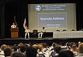 US Navy 100609-N-8273J-262 Chief of Naval Operations (CNO) Adm. Gary Roughead delivers the keynote address at the 2010 Japan-U.S. Junior Officers Symposium.jpg