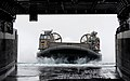 US Navy 110810-N-PB383-365 A landing craft air cushion approaches the well deck of USS New Orleans (LPD 18).jpg