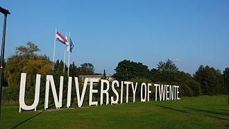 University of Twente - University of Twente entrance