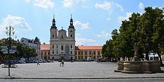 Uherské Hradiště Town in Zlín, Czech Republic