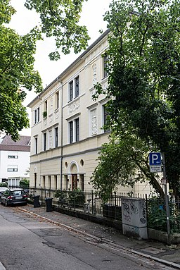 Promenade in Ulm