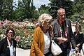 Una rosa alemana gana el concurso internacional 'Villa de Madrid' 07.jpg