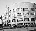 Ungvár, Postahivatal. Fortepan 6154.jpg