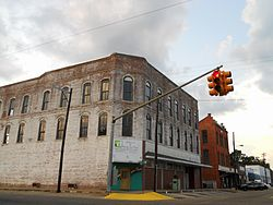 Total Population Of World >> Union Springs, Alabama - Wikipedia