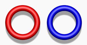 Unlink - 2-component unlink