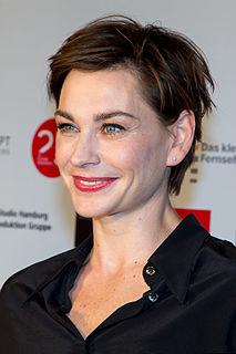 Christiane Paul German actress