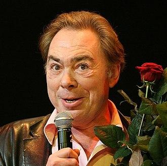 Andrew Lloyd Webber - Lloyd Webber in 2009