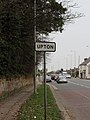 Upton sign at Arrowe Brook Road.jpg