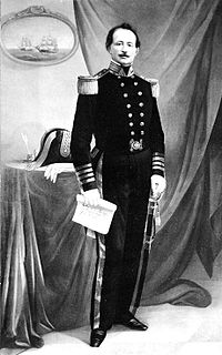 Uriah P. Levy United States admiral