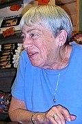 Ursula K. Le Guin v roce 2004