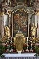 Vöcklabruck - Pfarrkirche, Altar.JPG