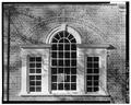 VENETIAN WINDOW, EAST (REAR) ELEVATION - St. Stephen's Church (Episcopal), Saint Stephen, Berkeley County, SC HABS SC,8-SAST,1-11.tif