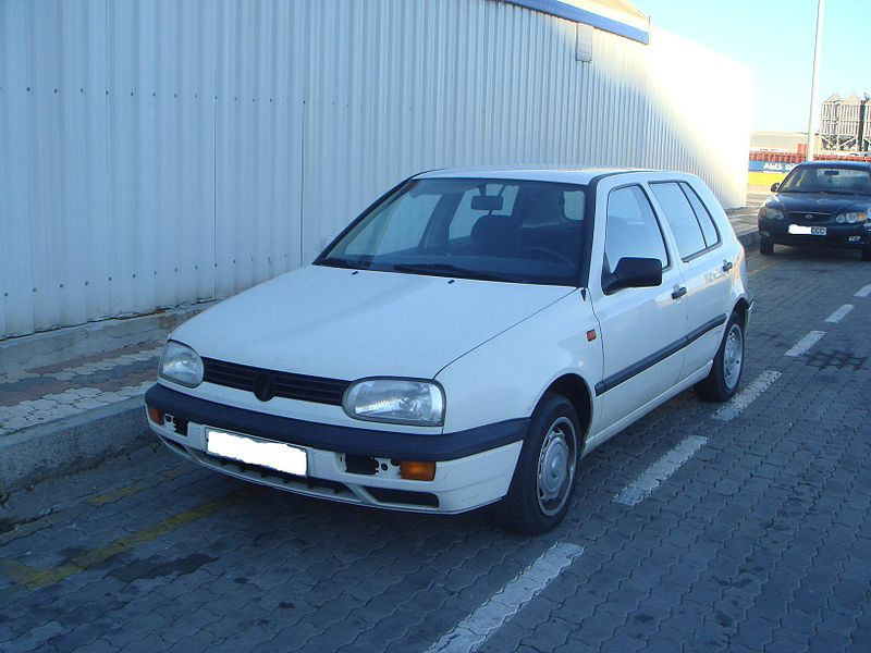 file vw golf gl 1 8 90 cv66 kw 5 puertas 1992 jpg wikimedia commons