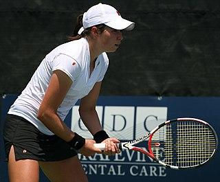 Valérie Tétreault Canadian tennis player