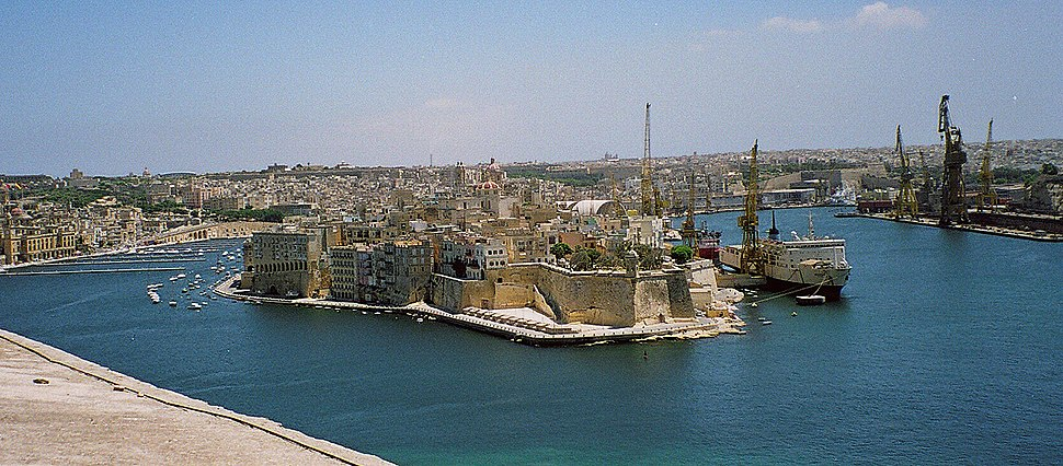 Valletta-Harbour