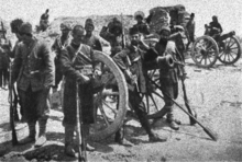 Van April 1915 cannons captured by the Armenians.png