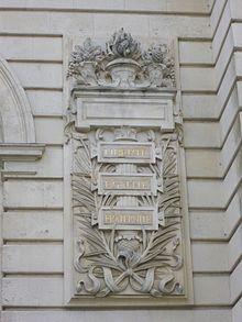 Freiheit Gleichheit Brüderlichkeit Wikipedia