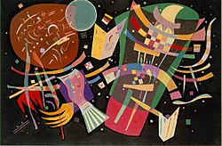 Wassily Kandinsky: Composition X