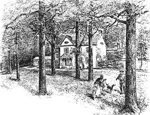 Vaucluse (plantation) - Vaucluse plantation Virginia
