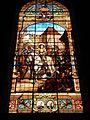 Vaucouleurs (Meuse) Église Saint-Laurent, vitrail (03).JPG